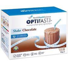 Optifast Milkshakes Vanilla  or chocolate 53g X 72 Sachets