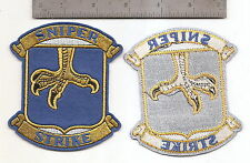 #274 US ARMY 502 AIRBORNE INFANTRY SNIPER PATCH