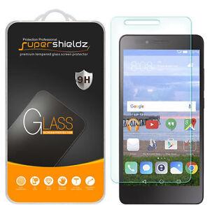 3X Supershieldz for Huawei Sensa 4G LTE Tempered Glass Screen Protector Saver