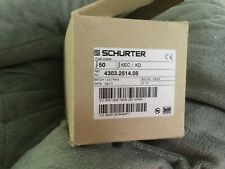 New listing Lot x 50 Schurter 4303251405 Fuse Holders boxed