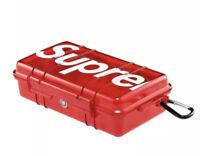 Supreme X Pelican 1060 Case RED DEADSTOCK AUTHENTIC W/CONFIRMATION