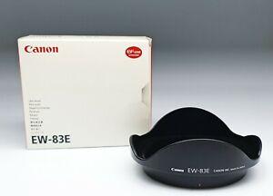 CANON  LENS HOOD EW-83E