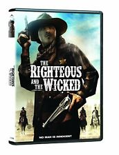 The Righteous and the Wicked DVD Movie- Brand New & Sealed-Fast Ship! VG-149