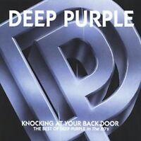 Deep Purple - Knocking At Your Back Door: Best (NEW CD)