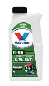 Valvoline Coolant Zerex G-05 Concentrate 1L 934.01 fits Subaru Sherpa 700