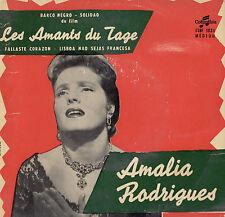 AMALIA RODRIGUES Les Amants Du Tage EP