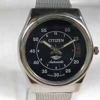 Vintage Citizen Automatic Movement Date Dial Mens Analog Wrist Watch CA178