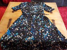 Polyester Tea Dress Size Petite for Women