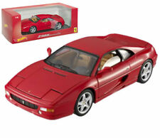 1:18 MATTEL HOT WHEELS - F355 BERLINETTE FERRARI red