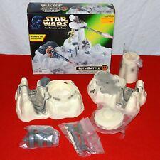 Vtg Star Wars The Power Of The Force Hoth Battle Set Turret Laser Kenner 1997