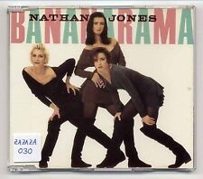 Bananarama Maxi-CD Nathan Jones / Venus EXTENDED Version - German 3-track - PWL