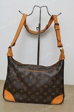 Louis Vuitton LV Boulogne PM Vintage Shoulder Bag Used Authentic