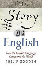 The Story of English: How the English language conquered the world - New Book Go
