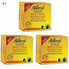 3Pcs Aneeza Gold Beauty Cream Whitening Face Original Pakistan