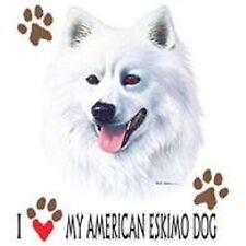 American Eskimo Love Tote