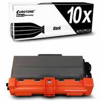 10x Eurotone Toner kompatibel für Brother DCP-8110-DN HL-5450-D MFC-8515-DN