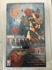 1994-95 Topps Stadium Club Basketball Series 1 & 2 Combo Boxes