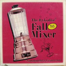 """""""FALL MIXER '95""""  cd promo  FRANK ZAPPA ELVIS COSTELLO MORPHINE LLOYD COLE"""