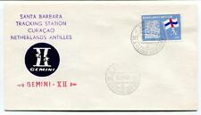 1966 Gemini II Santa Barbara Tracking Station Curacao Netherlands Antilles SPACE