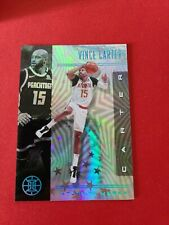 2019 2020 Panini illusions Vince Carter 118 Starlight parallel