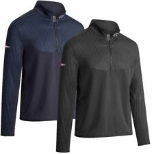 Callaway Golf Mens Odyssey Chillout 1/4 Zip Windstopper Golf Sweater Pullover