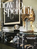 FT How To Spend It Magazine 2014 June 7 Vintage Jewels Art-World Cool