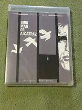 Free*Postage New The Birdman of Alcatraz Blu ray Burt Lancaster Frankenheimer