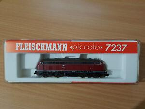 """NEU!  Fleischmann 7237 """"Diesellokomotive BR 218"""""""