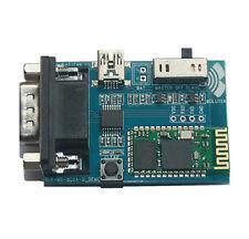 1Pcs 5V USB RS232 Bluetooth Serial Adapter Communication Master-Slave Module
