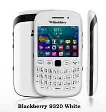 BLACKBERRY CURVE 9320 - WHITE Smartphone FAULTY software error