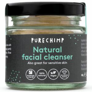 100% Natural Cleanser - Sensitive Skin - Redness - Blemish Prone - 80g