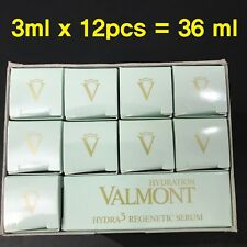 Valmont  Hydra3 Regenetic Serum 3ml x 12 pcs SAMPLES = 36ml - NEW & FRESH in BOX