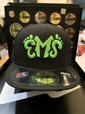 Eugene Emeralds MiLB New Era 59Fifty Fitted Hat Size 7-3/8