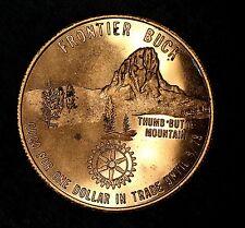 1978 Prescott Frontier Rotary Club Arizona, Good For One Dollar In Trade