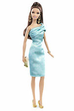BARBIE 2014 LOOK COLLECTION RED CARPET Green Dress