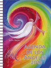 NEW Agenda de los angeles 2013 (Spanish Edition) by Jutta Beyer