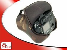 JJC ONE Neoprene Camera Case for Digital SLR Camera OC-6B