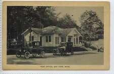 (w16J119-172)  US Post Office, Bay View, MICHIGAN   c1910  Unused