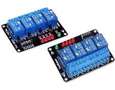 4 canales 5V Módulo de Relé placa de expansión para Arduino PIC AVR ARM MCU DSP - #424