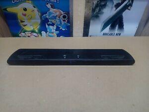 Nintendo Wii / Wii U Wide Range Wireless Ultra Sensor Bar Black Power A TESTED