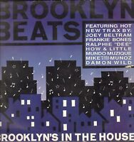 VARIOUS - Brooklyn Beats - Brooklyn's IN - 1991 - R & S Records - Rs 9106 - Bel