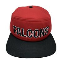 VTG New Era Atlanta Falcons Pro Design Cap - Snapback 6 Panel NFL Football Hat