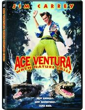 Ace Ventura: When Nature Calls [New DVD] Ac-3/Dolby Digital, Dolby, Dubbed, Su