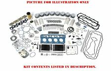 Ford Falcon Fairlane Ltd 250 Alloy X-Flow 6Cyl Engine Rebuild Kit