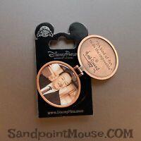Disney Walt Disney Quote Hinged Photo Pin (NX:116685)