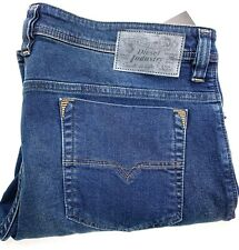 Diesel Safado-R Regular Slim Straight Stretch Jeans 38x32 $178