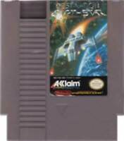 Destination Earthstar - NES Nintendo Game
