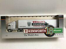 Kenworth Wrigley's Spearment Gum Semi 1/64 scale #30023