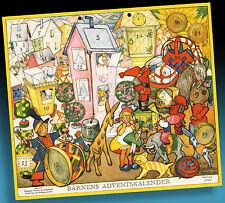 Antiguo Calendario de Adviento 1956 Original > la Multicolores
