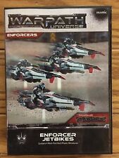 Deadzone, 2nd Edition: Enforcers Jetbikes MGCWPE304